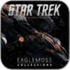 KRENIM WARSHIP (EAGLEMOSS STAR TREK STARSHIP COLLECTION 149)