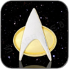 TNG STARFLEET COMMUNICATOR - STAR TREK NEXT GENERATION