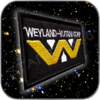 WEYLAND YUTANI CORPORATION PREMIUM AUFNÄHER PATCH mit KLETT