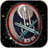 TERRAN EMPIRE MIRROR NX-01 UNIFORM AUFNÄHER PATCH