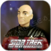 Captain JEAN-LUC PICARD 5th Season Jacket (Lose Playmates Action Figur)