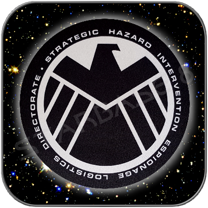 S.H.I.E.L.D. MOUSEPAD - MARVEL AGENTS OF SHIELD