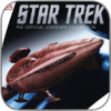 VULCAN SURVEY VESSEL D'VAHL (EAGLEMOSS STAR TREK STARSHIP COLLECTION 155)