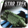 KLINGON TRANSPORT (EAGLEMOSS STAR TREK STARSHIP COLLECTION 154)
