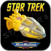 KAZON TORPEDO - STAR TREK MICRO MACHINES