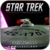 ISS ENTERPRISE 1701 REMASTERED (EAGLEMOSS STAR TREK STARSHIP COLLECTION)