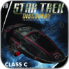 CLASS C SHUTTLECRAFT (EAGLEMOSS STARSHIP COLLECTION STAR TREK DISCOVERY 19)