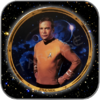CAPTAIN KIRK - HAMILTON STAR TREK SCHMUCKTELLER
