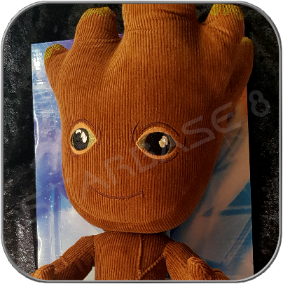 BABY GROOT TALKING PLUSH FIGUR - MARVEL DISNEY TOYS