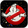 GHOSTBUSTERS LOGO AUFNÄHER / PATCH 8x6cm