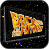 BACK TO THE FUTURE LOGO PATCH / AUFNÄHER