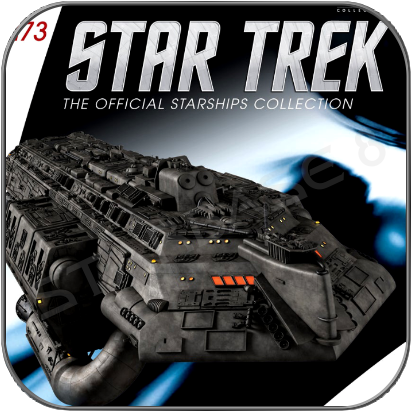 ARCOS (EAGLEMOSS STAR TREK STARSHIP COLLECTION)