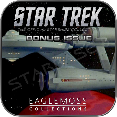 Cpt. PIKE's ENTERPRISE (EAGLEMOSS STAR TREK STARSHIP COLLECTION)