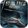 STEALTH SHIP (EAGLEMOSS STARSHIP COLLECTION STAR TREK DISCOVERY)