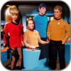 BARBIE & KEN STAR TREK COLLECTORS EDITION