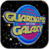 GUARDIANS OF THE GALAXY LOGO AUFNÄHER / PATCH