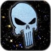 THE PUNISHER EMBLEM TEXTIL AUFNÄHER / PATCH