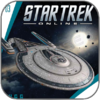 USS ANDROMEDA (EAGLEMOSS STAR TREK ONLINE STARSHIP COLLECTION)