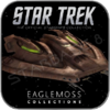 NAUSICAAN FIGHTER (EAGLEMOSS STAR TREK STARSHIP COLLECTION)