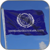 UNITED FEDERATION OF PLANETS FLAGGE