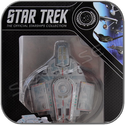 U.S.S. DEFIANT NX-74205 - BEST OF SPECIAL - BOX EDITION