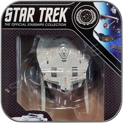 U.S.S. RELIANT NCC-1864 - BEST OF SPECIAL - BOX EDITION