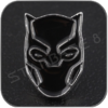 BLACK PANTHER MINI PIN ANSTECKER - MARVEL CINEMATIC